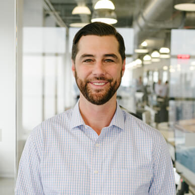 Team member CHAD COLUCCIO, MANAGING DIRECTOR at Mission Capital