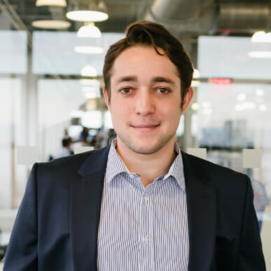 Team member DAVID BEHMOARAS, ASSOCIATE at Mission Capital