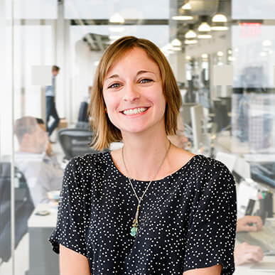 Team member JORDANA STANHOPE, DESIGN DIRECTOR at Mission Capital