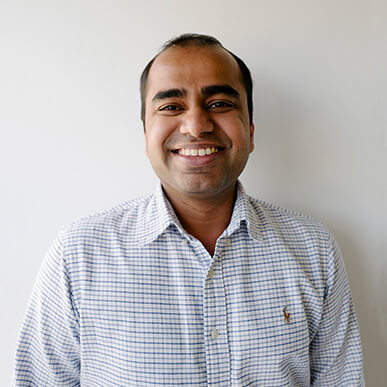 Team member SHOAIB IQBAL, MANAGER - SOFTWARE ENGINEERING at Mission Capital