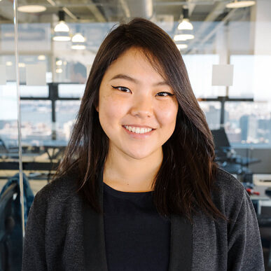 Team member SOHEE CHA, GRAPHIC DESIGNER at Mission Capital