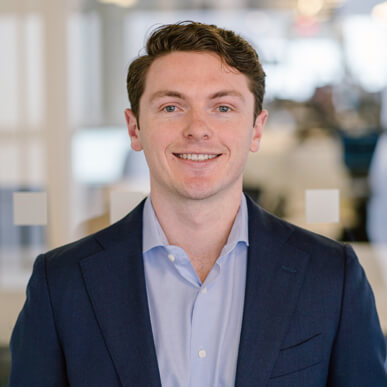 Team member BRIAN VAIL, ANALYST at Mission Capital