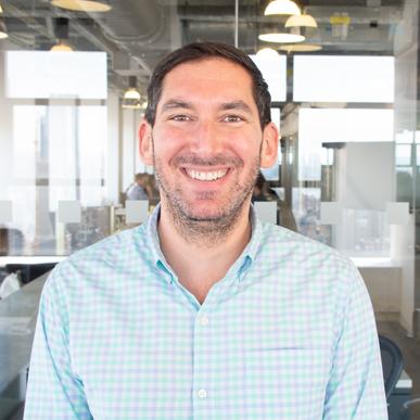 Team member ADAM GRANT, DIRECTOR at Mission Capital