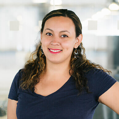 Team member IRIS AMAYA, TECH ANALYST at Mission Capital