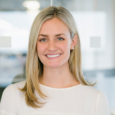 Team member ALLISON ISRAEL WYLIE, PRODUCT MANAGER at Mission Capital