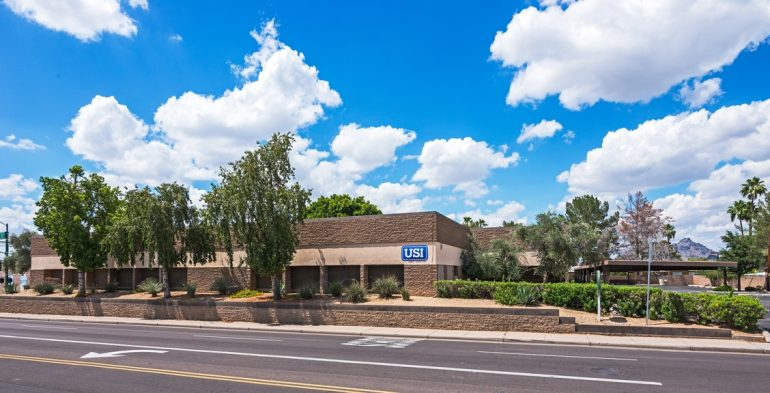 Featured image for Mission Capital Advisors Marketing 24,500-Square-Foot  Two-Building Office Property in Phoenix