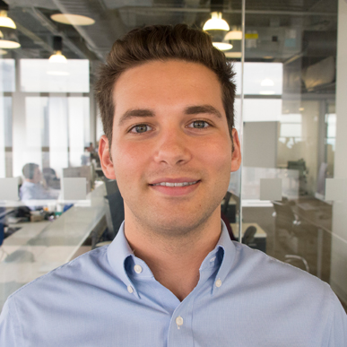 Team member ADAM KAHN, ANALYST at Mission Capital