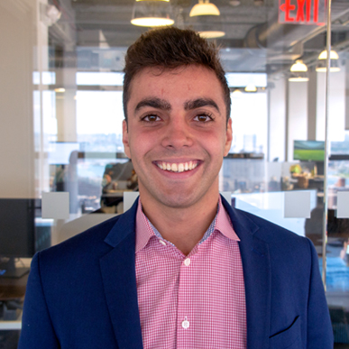 Team member DANIEL AZIZI, ANALYST at Mission Capital