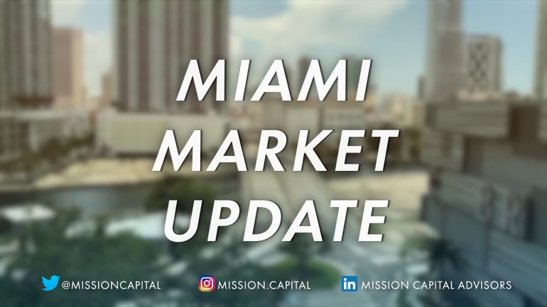 Featured image for Miami Market Update | Transportation Connectivity (Chapter 1)
