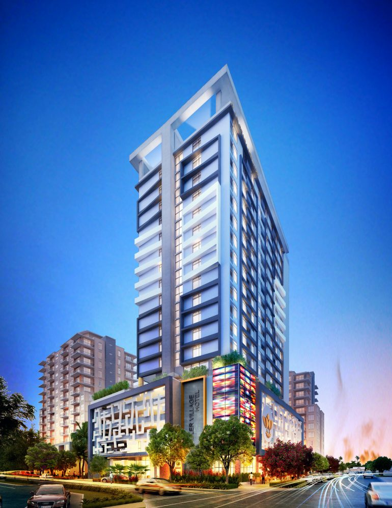 Featured image for Mission Capital Advisors Arranges $28.5 Million in Construction Financing for 218-Key Hilton Property in Fort Lauderdale