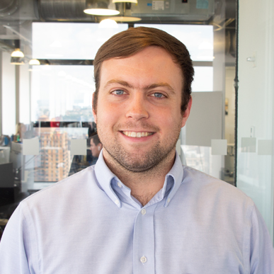 Team member PATRICK GRIMES, MANAGER - DATA ENGINEERING & ANALYTICS at Mission Capital