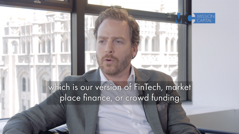 Featured image for FinTech At Mission Capital