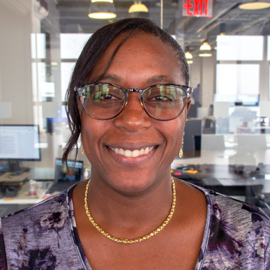 Team member JANICE FRANCIS, SALESFORCE PROGRAM MANAGER at Mission Capital