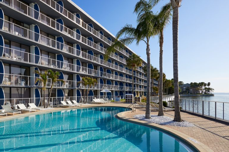 Featured image for Mission Capital Advisors Arranges $53-Million Floating-Rate Loan for Oxford's Godfrey Hotel and Cabanas in Tampa