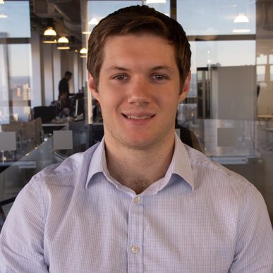 Team member CAMERON COKER, ANALYST at Mission Capital