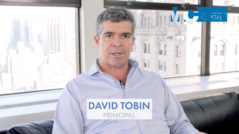 Featured image for Why Mission Capital? Featuring David Tobin (Principal) [Video]