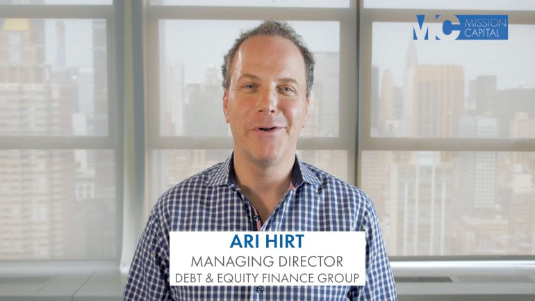 Featured image for Industrial The New Multifamily With Ari Hirt, Managing Director [Video]