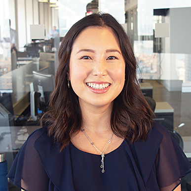 Team member ALICE KIM | 김하영, ASSOCIATE - THE DEBT & EQUITY FINANCE GROUP at Mission Capital