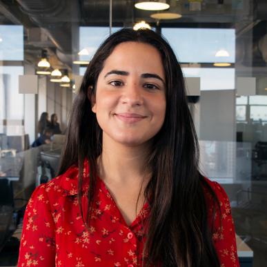 Team member SHANA CHRIKI, ADMINISTRATIVE ASSISTANT at Mission Capital