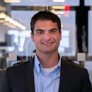 Team member JOHN JENKINS, ASSOCIATE at Mission Capital