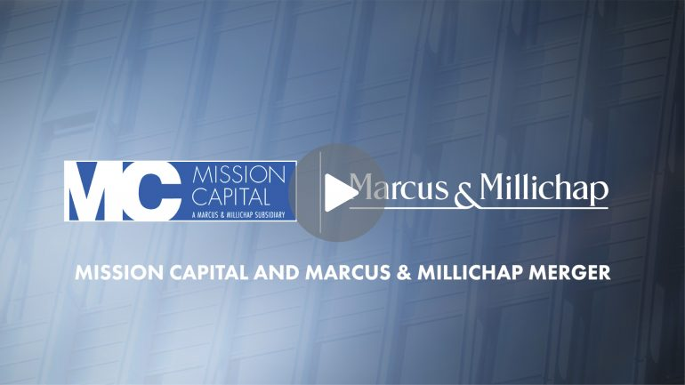 Featured image for Mission Capital Advisors Acquired by Marcus & Millichap