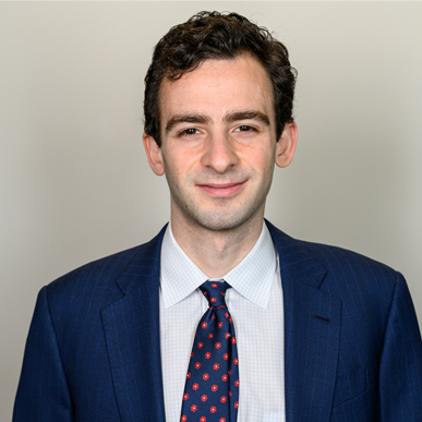 Team member AUSTIN PARISI, ASSOCIATE at Mission Capital